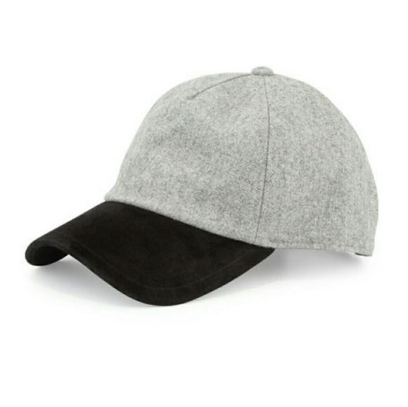 85de4ae5f89 Rag   bone Marilyn suede and wool blend cap